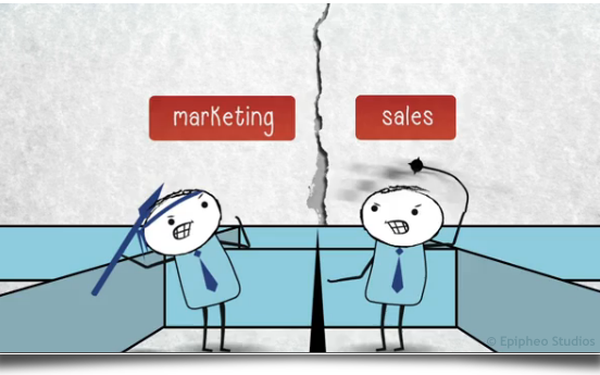 Mâu thuẫn giữa Sales & Marketing
